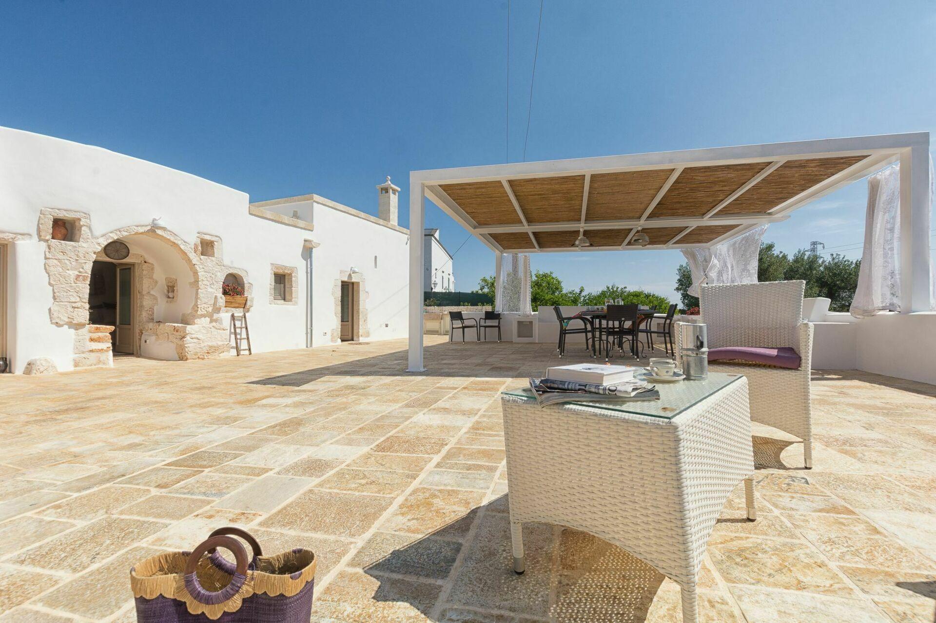Trullo Atmosfera - Ferienhäuser Toskana für Personen mit ...